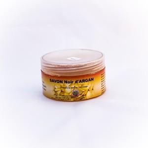 SAFRAN Gewürzbasar - Savon Noir aus Arganöl