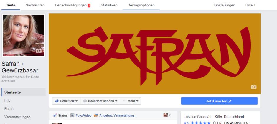 Besuchen Sie uns bei Facebook
